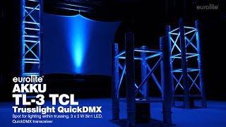 EUROLITE AKKU TL-3 TCL Trusslight QuickDMX