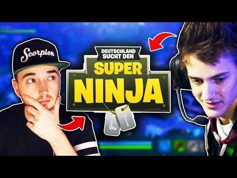 DEUTSCHLAND SUCHT DEN SUPER NINJA | DSDSN