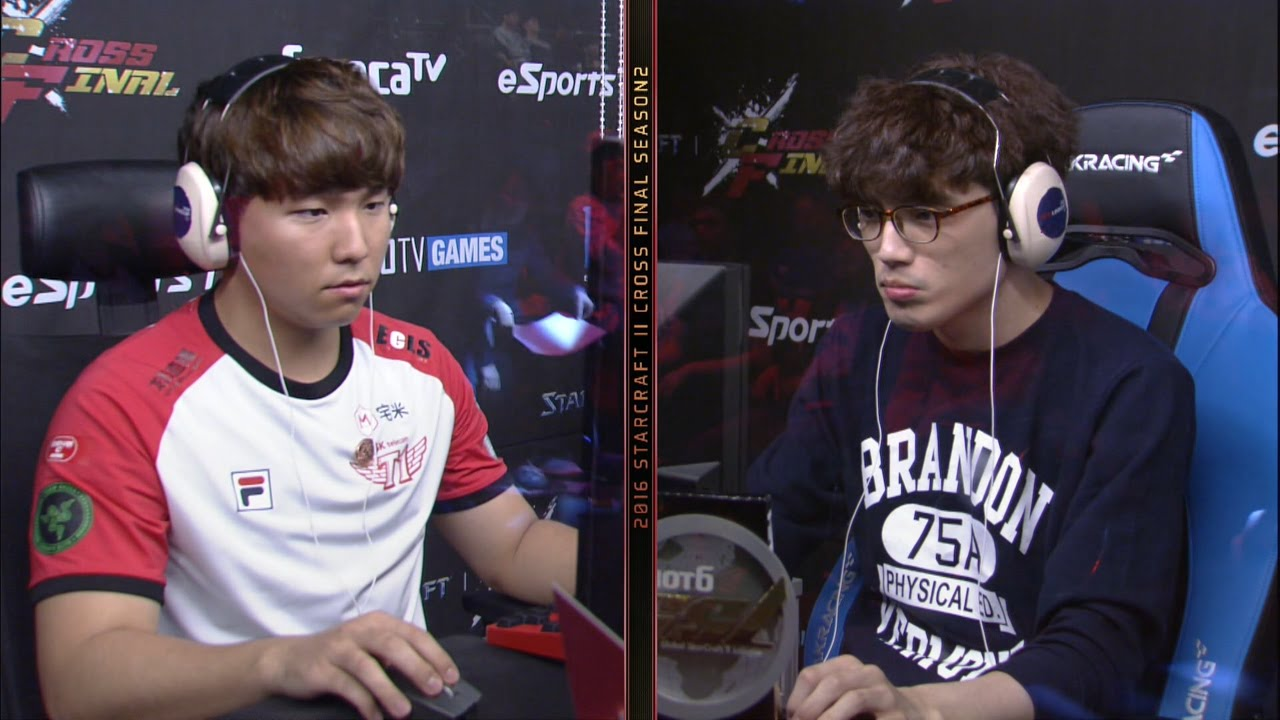 Dark Vs Byun