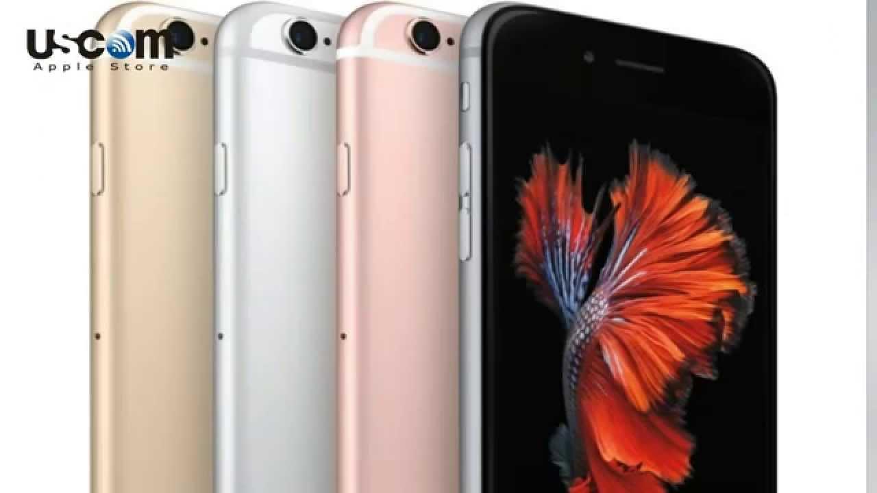 Có nên mua iphone 6s, 6s plus màu vàng hồng