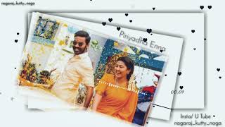 Gambar cover Pattasu-Piriyadha Enna 💞 Song In➡ Whatsapp Status in Tamil