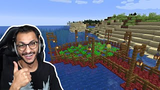 ماين كرافت | المزرعة الأسطورية! MineCraft