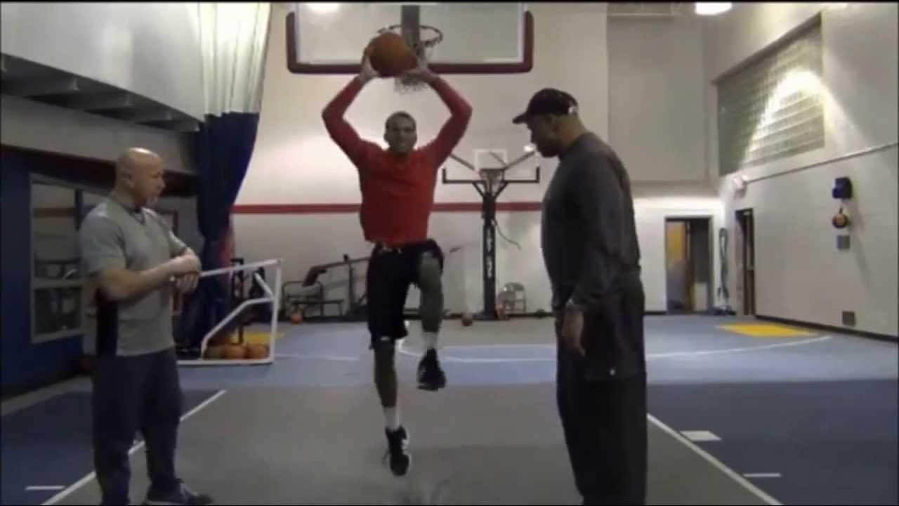 Basketball Vertical Jump Drills with Resistance Bands ...