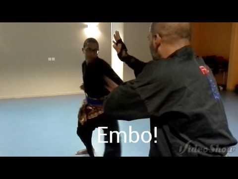 EMBO FIGHT - Cikgu Bilal