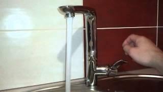 HAIBA ALASKA 018 кухонный смеситель(, 2013-05-22T06:49:46.000Z)
