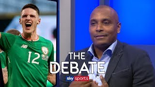 How should footballers choose which country to represent? | The Debate