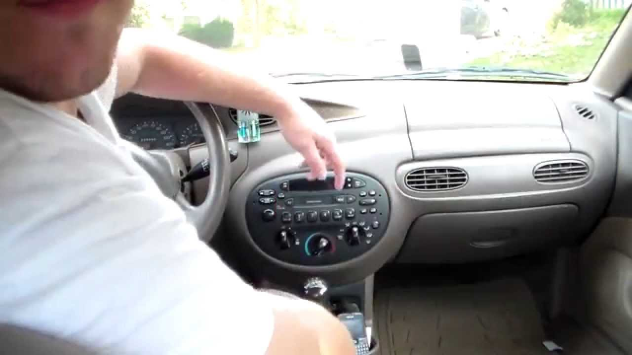 Driving my 1999 ford escort zx2