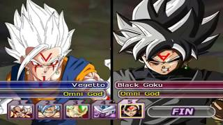 DRAGON BALL Z BUDOKAI TENKAICHI 3 VERSION LATINO FINAL GAMEPLAY LOTERIA 225