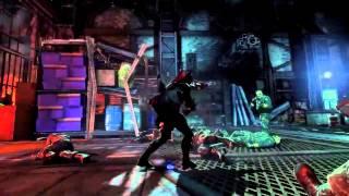 Трейлер к игре Batman: Arkham Origins (Batman: Летопись Аркхема) для PlayStation 3
