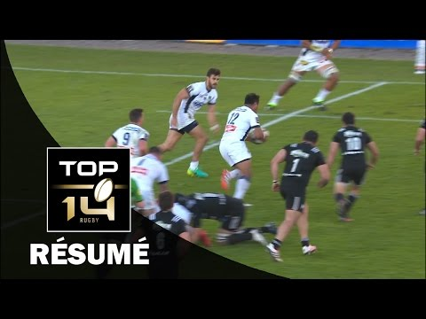 TOP 14 - Résumé Brive-Clermont: 16-40 - J09- Saison 2016/2017