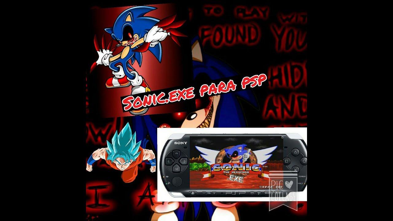Download sonic exe android - Descargar Sonic Exe Para Psp