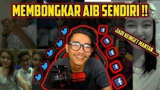BONGKAR FACEBOOK DAN TWITTER CAHWIGUNA!! ALAY BANGET :(