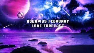 AQUARIUS💞♒ FEBRUARY 2019 LOVE TAROT READING 🔮🏹