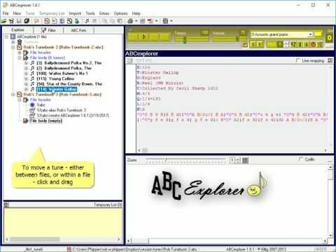ABCexplorer Basics