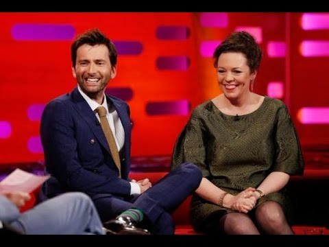 David Tennant on The Graham Norton  16 January 2015  Part one
