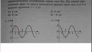 Решение A7 теста егэ по физике. Подготовка к ЕГЭ 2012.mp4