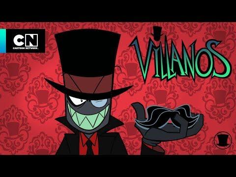 Videos de Orientación para Villanos: Los casos perdidos de Rhyboflaven | Villanos | Cartoon Network