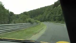 Walter Röhrl & I: in a Porsche GT3 (997 MKII) on the Nürburgring Nordschleife - May 27th, 2009