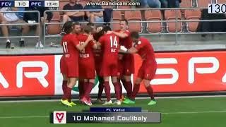 Vaduz FC - PFC Levski Sofia 1-0 Goal