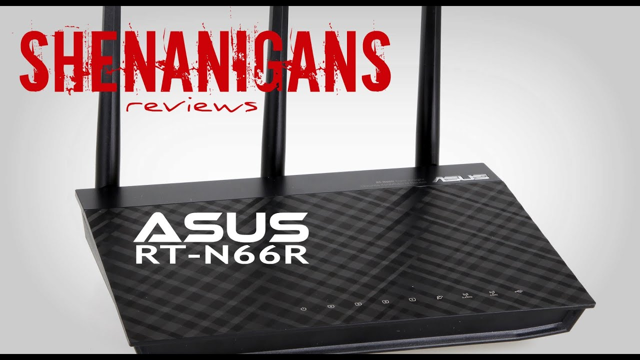 ASUS RT-N66R Wireless Router Mac