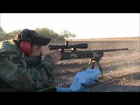 Remington 700 PSS DM  308 McMillan A4 Upgrade
