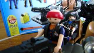 PLaymobil PIRATES et TRESOR LA DEMO