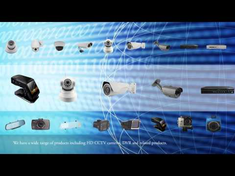 Glory South Company Introduction Video (CCTV Products/Surveillance/Security Products Manufacturer)
