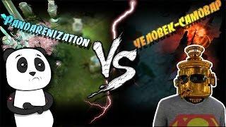 Pandarenization vs ЧЕЛОВЕК-САМОВАР(Ссылка на Панду: https://www.youtube.com/user/pandarenization Купить игры дешевле чем Стиме: http://goo.gl/rB5jOW (Можно получить 5% скидку..., 2015-05-21T12:45:00.000Z)