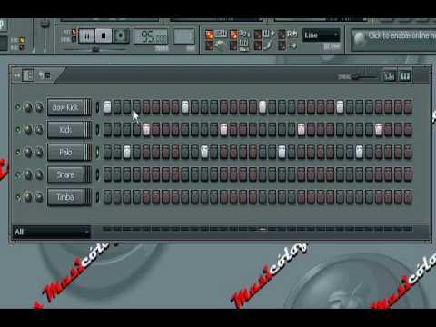Como hacer dembows de reggaeton en FL Studio - CrivasOficial