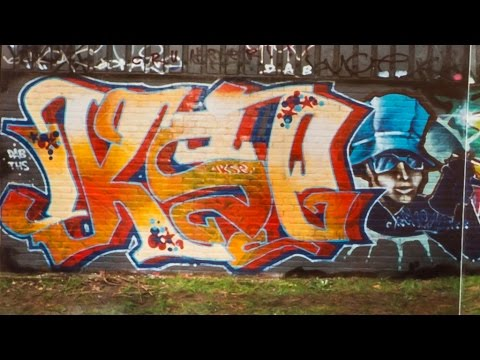 Holland - Den Bosch - Ikse(by Phenc) • Karel(by Kar) • Phonk • Kush • Get • Jeba • 1994