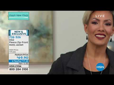 HSN | Obsessed with Style with Debbie D- Fresh New Finds 01.07.2021 – 07 AM