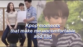 Download lagu Kpop moments that made me feel uncomfortable (awkward Kpop moments)