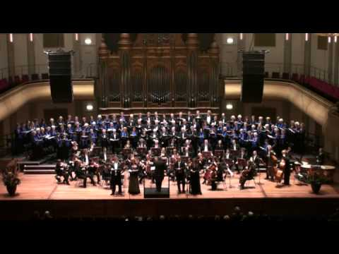 A Child of Our Time 12-21 - Michael Tippett - Concertkoor Haarlem