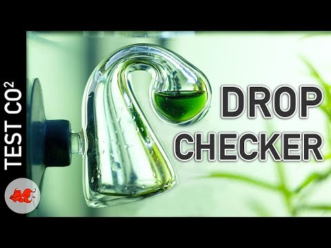 Drop checker Test CO2 permanent