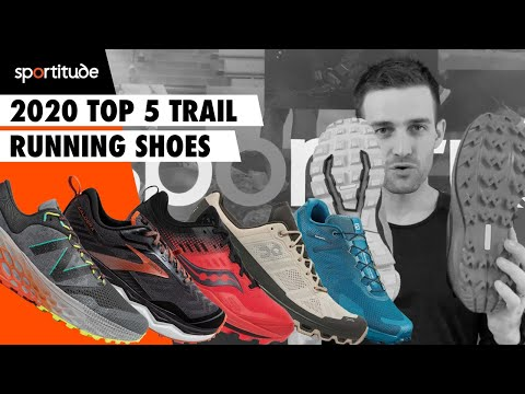 2020 Top 5 Trail Running Shoes Review | Sportitude