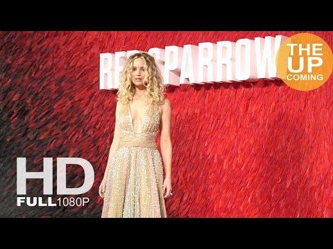 Red Sparrow premiere arrivals & red carpet: Jennifer Lawrence, Matthias Schoenaerts, Joel Edgerton