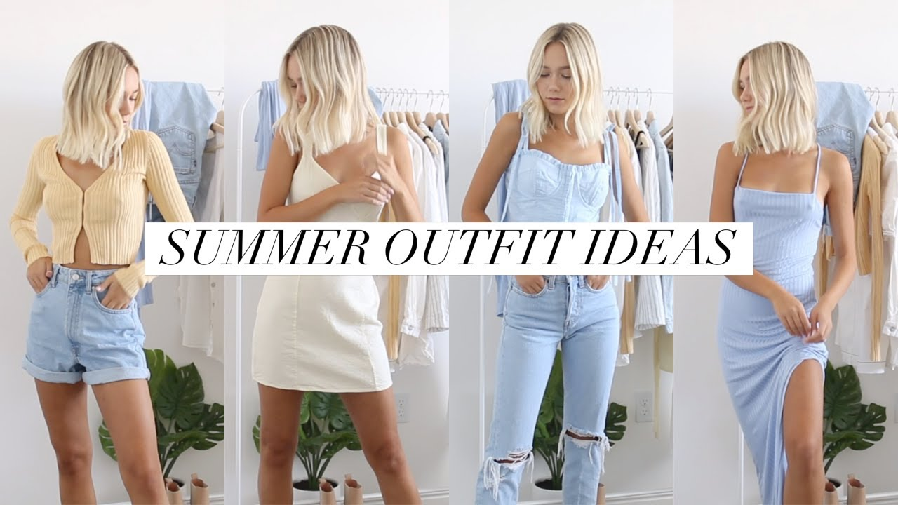 SUMMER OUTFIT IDEAS 2019 | @cereously 2