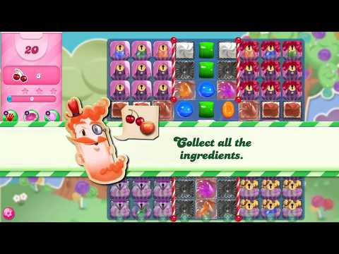 Candy Crush Saga Level 3350 NO BOOSTERS