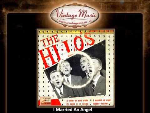 The Hi Lo's -- I Married An Angel (VintageMusic.es)