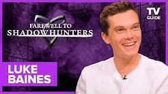 Farewell to Shadowhunters: Luke Baines Sobbed in Final Scene With Katherine McNamara