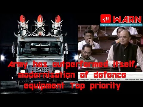 Army has outperformed itself, modernisation of defence equipment Top priority