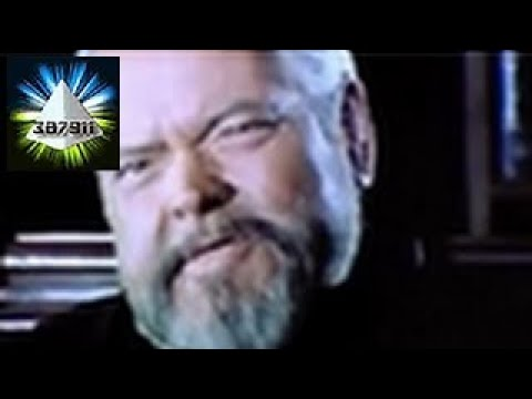 Orson Welles UFO Documentary Extraterrestrial Alien Civilizations in Outer Space