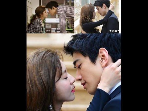 Sung Joon & UEE kiss Sence High Society Korean Drama