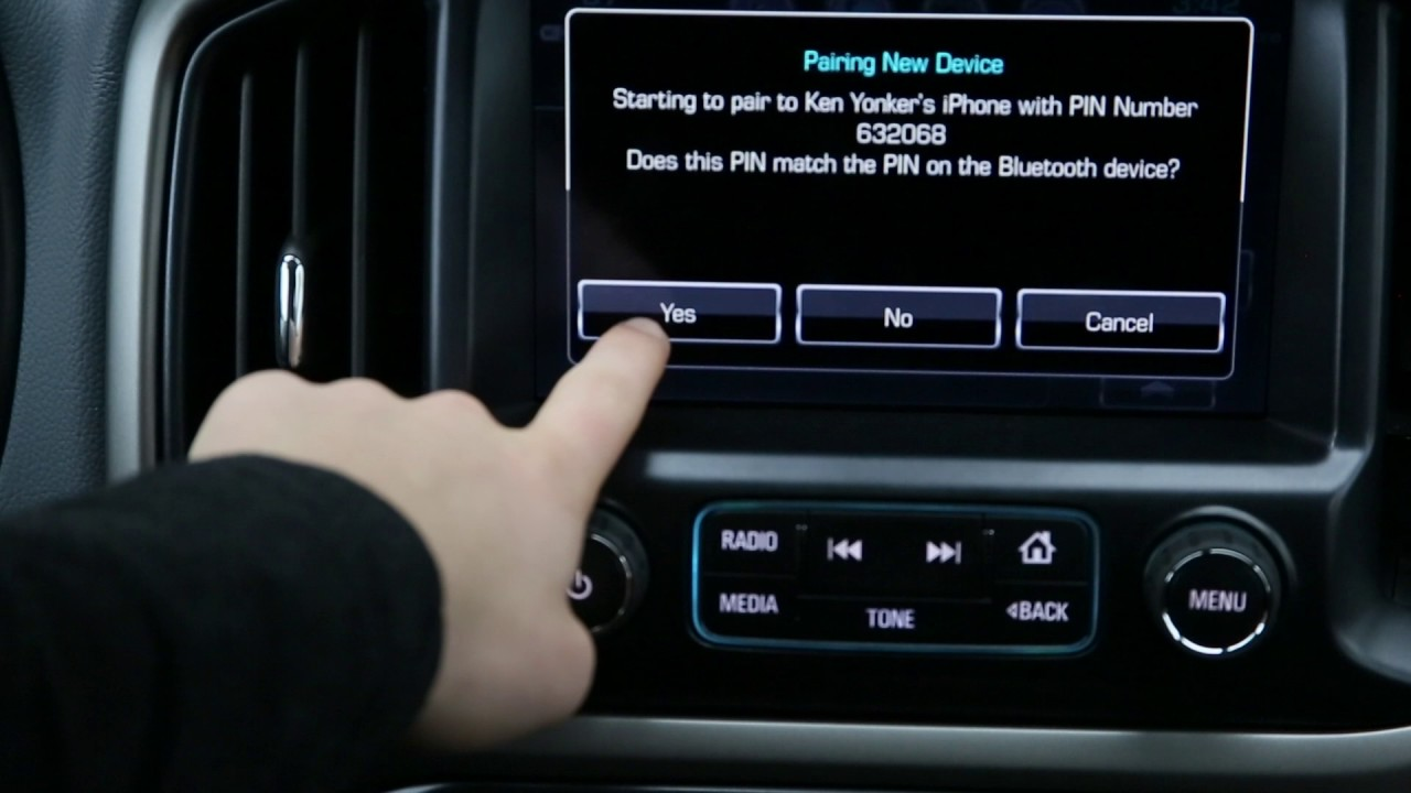 Chevrolet How-To Videos | MyLink and Chevy Technology