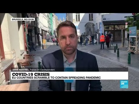 Covid-19 crisis: The situation in Belgium