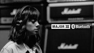 Marshall - Major III Bluetooth Headphone - An Icon In The Making Campaign English