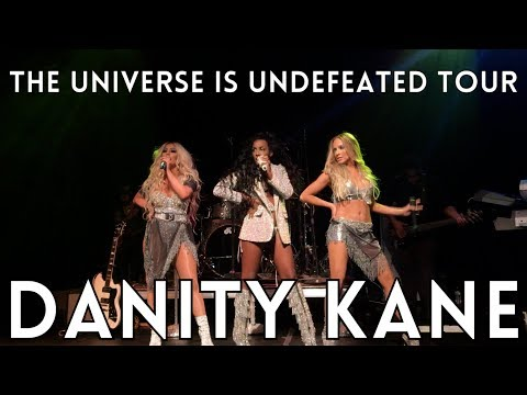 All Danity Kane | The Universe is Undefeated Tour | Irving Plaza Mp3