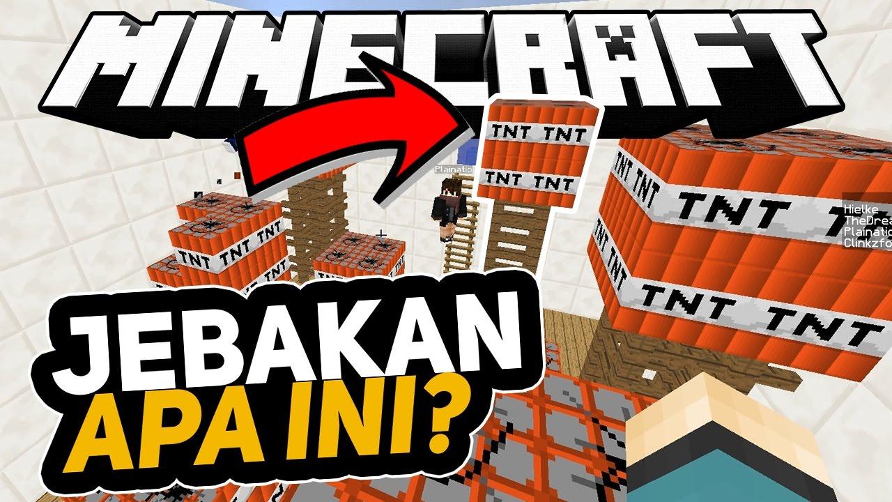 JEBAKAN INI MEMBUAT KAMU BINGUNG😱 - Minecraft Indonesia