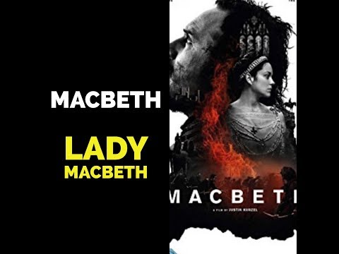 Analysing Lady Macbeth