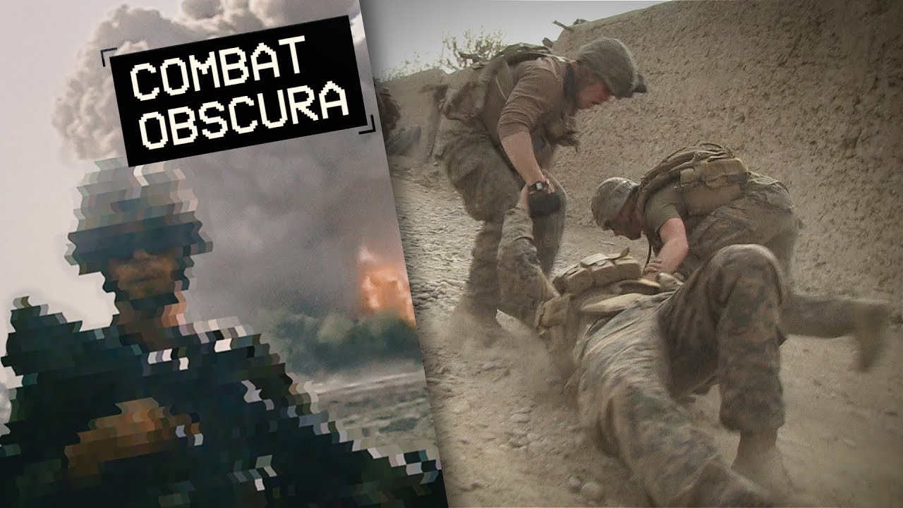 This Marine Videographer Went Rogue To Show the Brutal Reality of